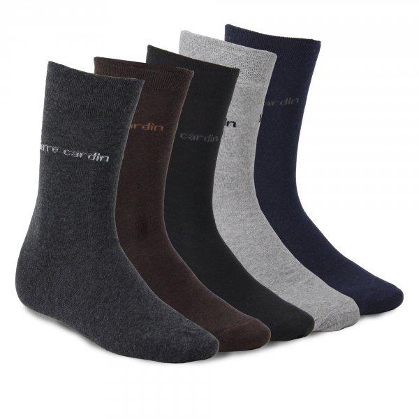 18 Paar Socken von Pierre Cardin für 19,99€