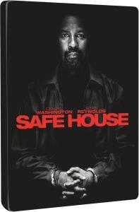 Safe House - Limited Edition Steelbook (Blu-Ray, DVD and Digital Copy) Blu-ray für 8,41€ @Zavvi