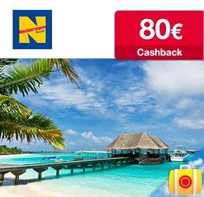 Qipu: 80€ Cashback auf Pauschal- und Lastminute Reisen bei Neckermann Reisen