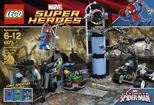 [KARSTADT.DE] Super Heroes 6873 Spider-Mans Dok Ock Hinterhalt für 20€
