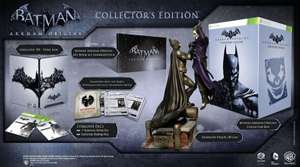 Batman Arkham Origins Collectors Edition Xbox 360