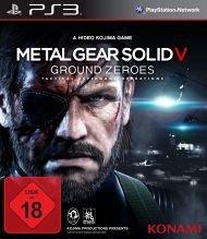 Metal Gear Solid - Ground Zeroes (PS3/XboX 360) (Buecher.de)