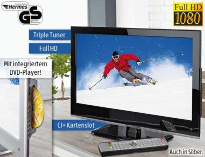 [Lokal Wiesbaden] Aldi 21,5 Full HD-LED-TV mit Triple-Tuner + DVD-Player, von 199 € auf 149 €
