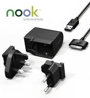 Original Nook HD+ EU-Netzteil inkl USB-Kabel für 13,84 GBP