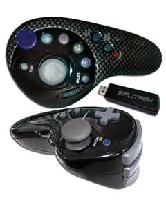 PS3 - Controller Dual SFX Evolution Wireless (Splitfish)  für 8,92€
