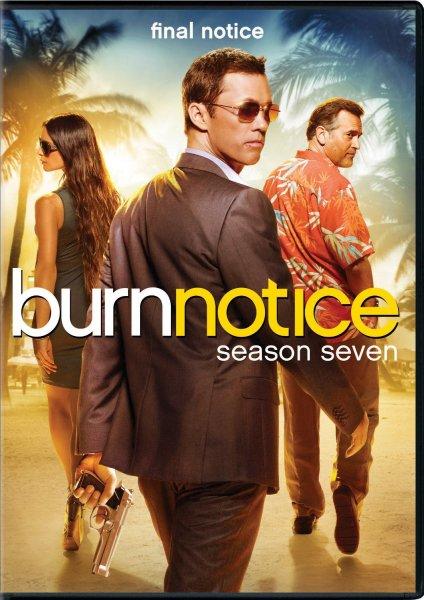[OT] Burn Notice Season 7 (Final Notice) DVD [Region 1]  für  ~12,10€