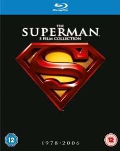 The Superman Collection 1-5 [Blu-ray] für 14€ @Zavvi