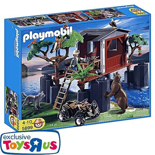 Playmobil Baumhaus (5899) für 35€ @Toys R Us