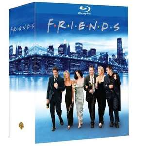 [Amazon.fr] Friends - Die Komplette Collection Blu-ray inkl. Vsk für 55,58 € u. Rom - Collection für 27,81 € (Bestpreis)
