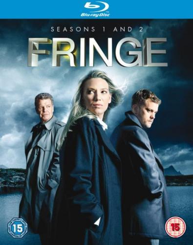 Fringe - Seasons 1-2 Blu-ray für 42,95€ bei zavvi.com