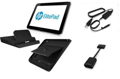 HP Elitepad 900 64 GB UMTS für 549,90€ + 5,95€ Versand mit viel Zubehör