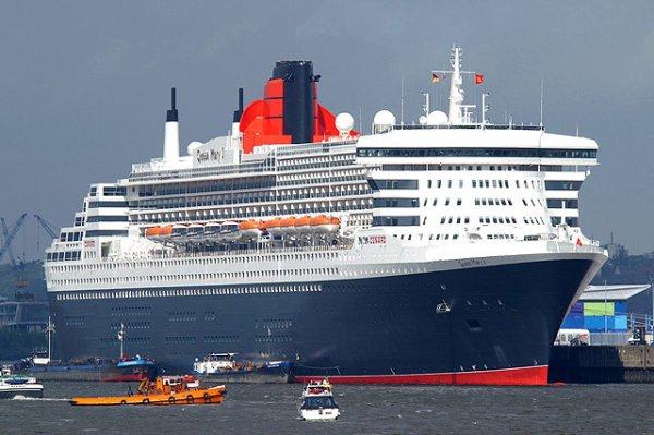 Queen Mary 2 Norwegische Fjorde 9 Tage Balkon Mai/Juni 2014 ab 1299€