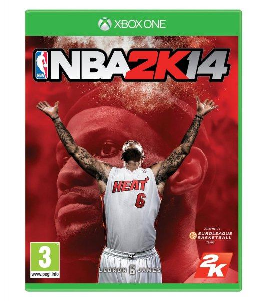 NBA 2k14 (XBOX One) für 35,81€!!