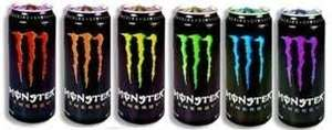 Monster Energy Drinks bei Rewe