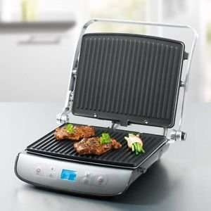 Gourmet Maxx Turbogrill Deluxe LCD 50% unter Idealo @ Real Online