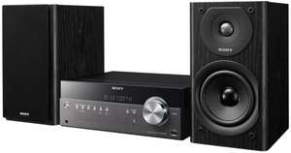 Sony CMT-SBT300W Netzwerk Micro-HiFi-System @Amazon.de
