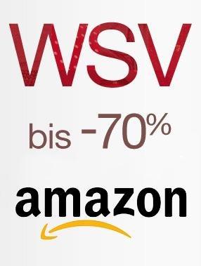[Amazon] Winterschlussverkauf mit bis zu 70% Rabatt.