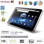 """ViewSonic ViewPad 7 -- 7""""-Tablet, Android 2.2, WLAN+UMTS (iBOOD)"""