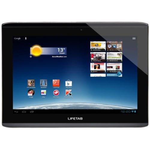 """[B-Ware] MEDION S9714 LIFETAB 10"""" Tablet mit 32 GB und 3G für 229€"""