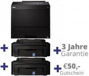 Dell 5350DN Business-Monochrom-Laserdrucker für €149,99
