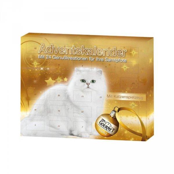 Gourmet Gold 24 mal 85g Katzenfutter für 7,49€ @Petobel