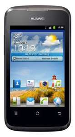 Huawei Ascend Y200 Schwarz für 59,90€ inkl. VSK