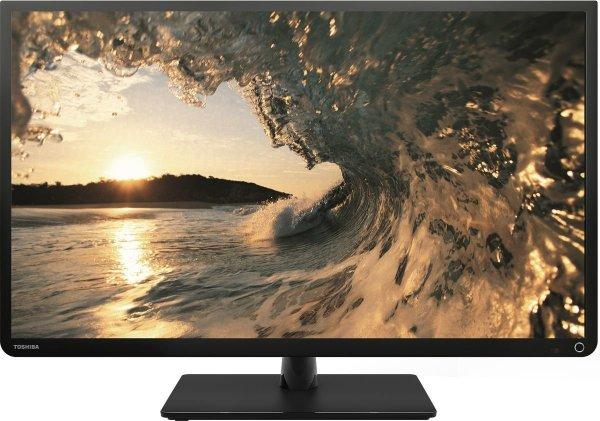 """Toshiba™ - 39"""" LED-Backlight-Fernseher """"39L2333DG"""" (Full HD, DVB-C/T, Media-Player,A+) für €299.- [@Redcoon.de]"""
