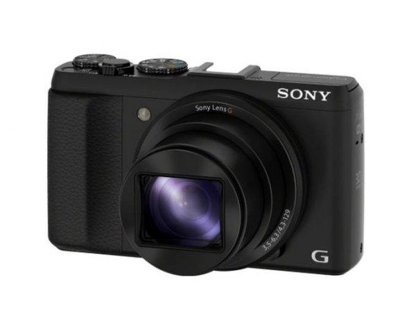 "Sony™ - Digitalkamera ""DSC-HX50V"" (20.4MP,30x opt.Zoom,Full HD Video) für €269,90 [@MeinPaket.de]"