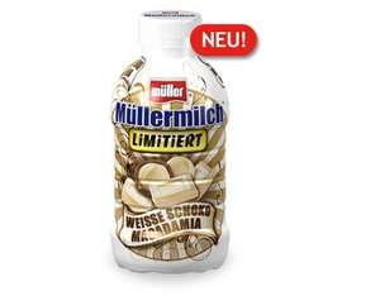 Müllermilch bei Lidl nur am 18.01. für 0,44€