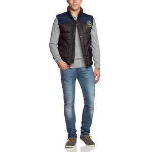 [Amazon.de] Hilfiger Denim Herren Steppweste Fit Nirvada Bodywarmer ab 62,53€ statt 149€ UVP