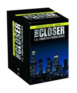 The Closer - Die komplette Serie für 50,61 €