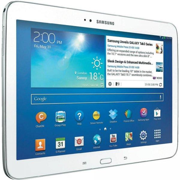 Samsung Galaxy Note 10.1 - N8000, 16GB, deep gray Tablet-PC