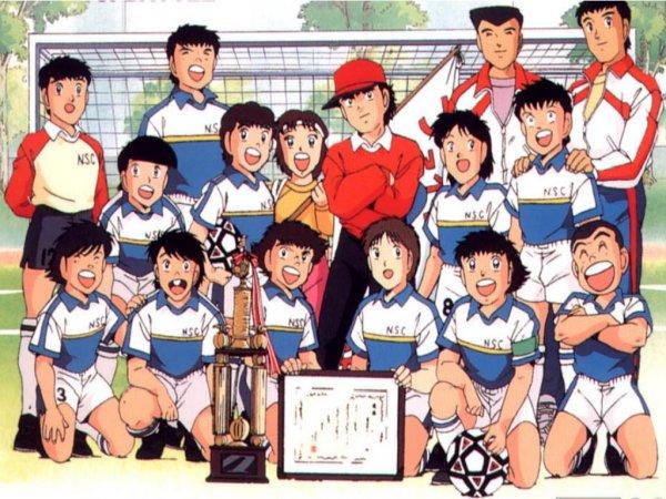 """[MyVideo.de] Captain Tsubasa """"Die tollen Fußball-Stars"""" Staffel 1-5 Online (128 Folgen)"""