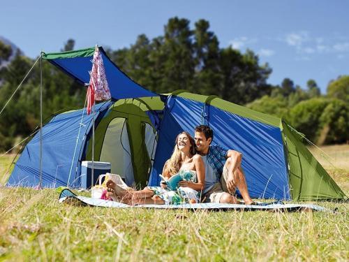 8 Personen Zelt beim LIDL ab Mittwoch/Donnerstag