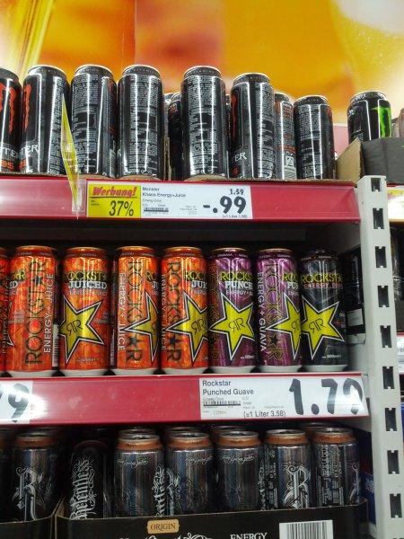 Monster Energy bei Kaufland für 0,99€ (evtl. nur in Hamburg)