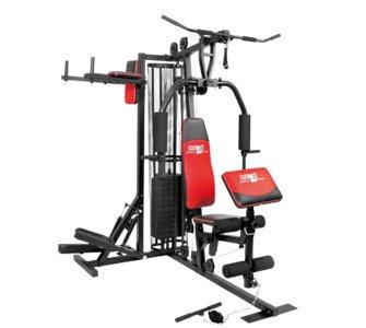 Christopeit Profi Center de Luxe Ganzkörper-Fitness-Station  bei plus.de 399,95 anstatt 749.- € versandfrei