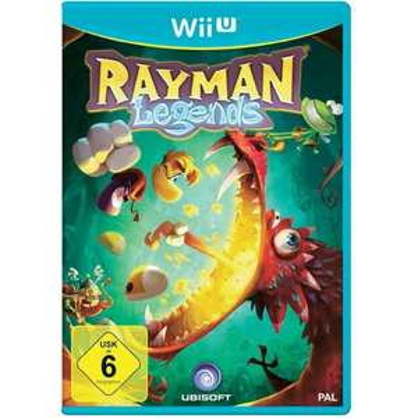 [Wii U] Rayman Legends für 22,72 € @conrad.de