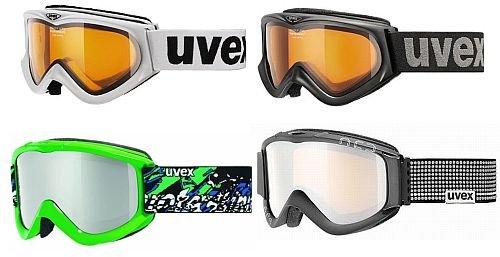 Uvex und Alpina Skibrillen bzw Snowboardbrillen für 22,22€ bei Ebay