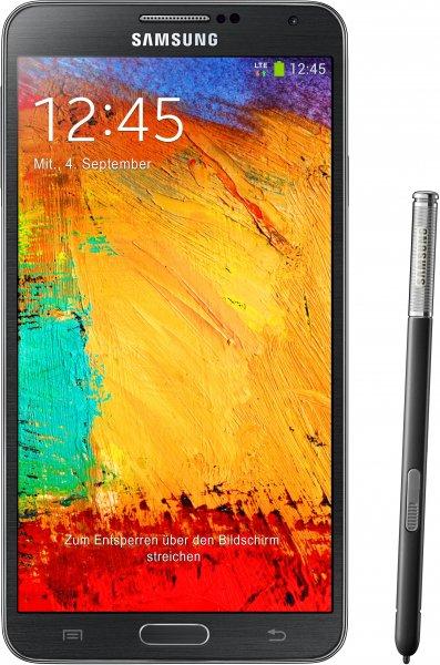 Samsung Galaxy Note 3 N9005 32 GB mit Vertrag 300 min. + SMS Flat + Internet Flat ohne Anschlussgebühr für Eff. 598,76 Euro