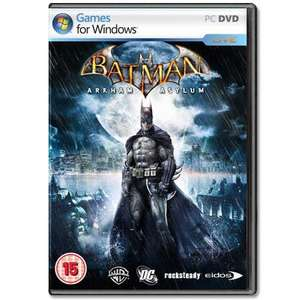 Batman: Arkham Asylum [PC]  für 4,99€ @ play.com