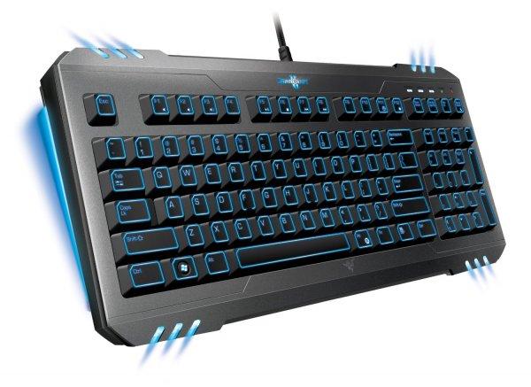 Amazon-Blitzangebot: Razer Marauder Starcraft II Gaming Keyboard für 56,99€!