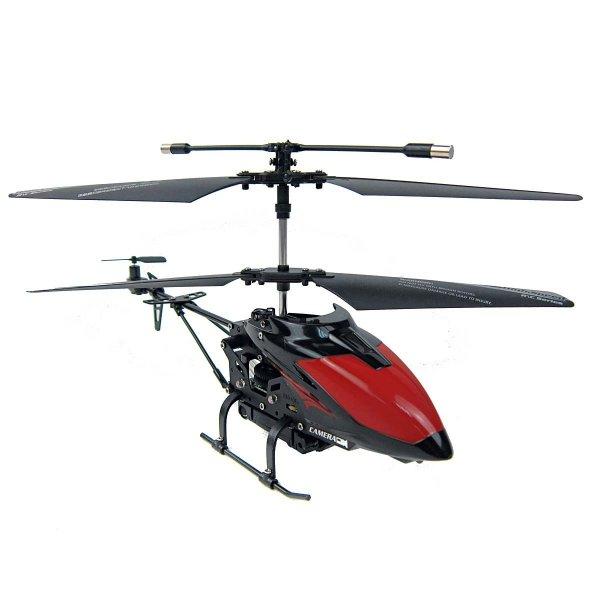 RC-Helikopter mit Kamera 2 MP inkl. Akku   29,95 € nächster Preis 76,70 €