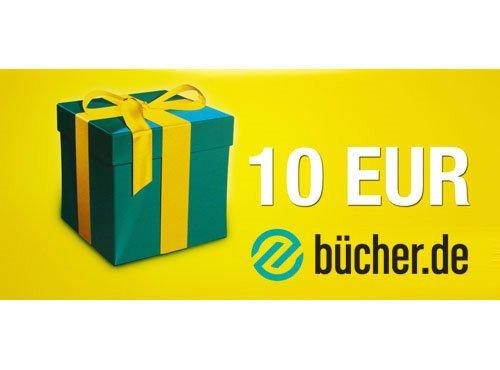 Für Deutschlandcard Besitzer: 899 Punkte umwandeln in 10 EUR buecher.de-Gutschein