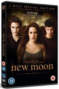 The Twilight Saga: New Moon - Special Edition [2DVDs] für 3,99€ @ play.com