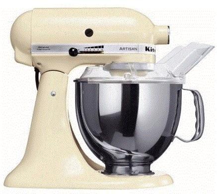 KitchenAid Küchenmaschine Artisan cremé 5KSM150PSEAC