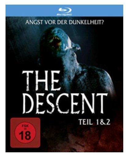 [media-dealer.de] The Descent 1+2 Blu-ray für 9,50 € zzgl. VSK (entfallen ab 18 € Warenwert)