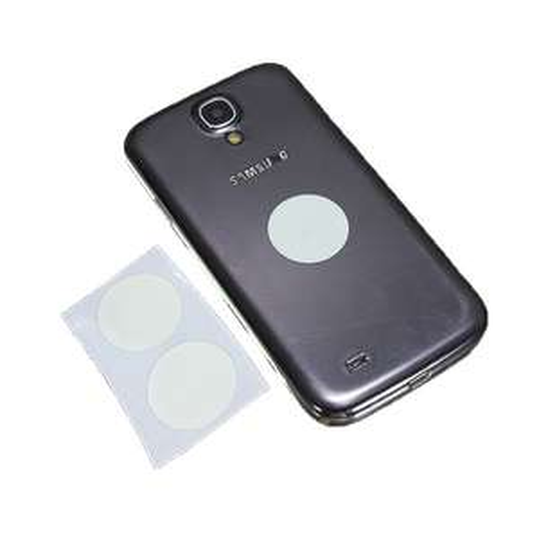 @ebay 5 x NFC Tags Aufkleber weiß