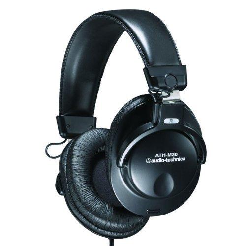 Audio Technica ATH-M30 Bügel Kopfhörer für 44€ @Amazon.com