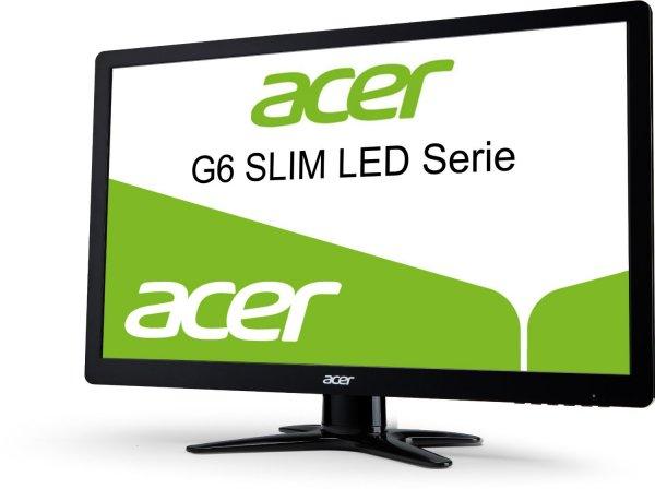 Acer G236HLBbid 58,4 cm (23 Zoll) LED-Monitor (VGA, DVI, HDMI, 5ms Reaktionszeit) schwarz