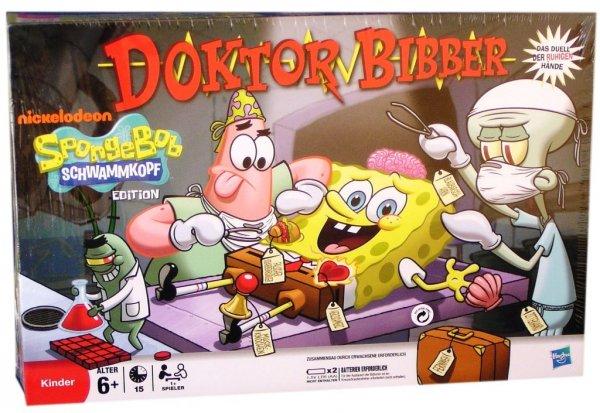 Offline, Karstadt(Sport): Doktor Bibber Spongebob für 9€